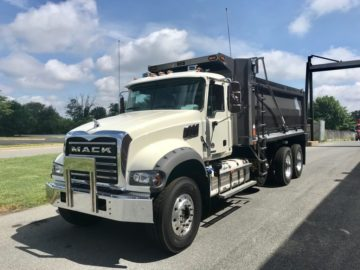 NEW 2021 MACK GR64F DUMP TRUCK FOR SALE