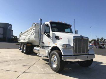 2017 Kenworth Dump Truck