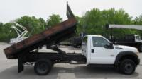 2011 Ford F-450 DUMP TRUCK