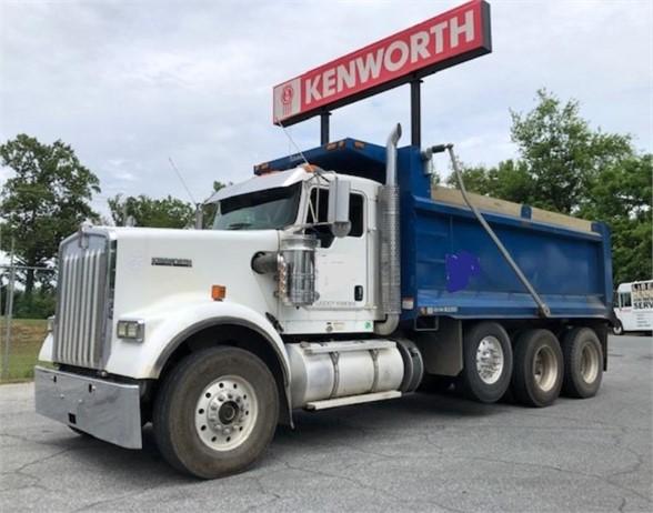 2017 KENWORTH W900