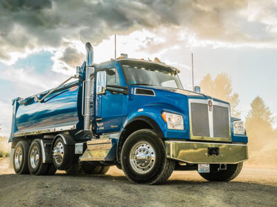 Complete Guide to Dump Truck Financing